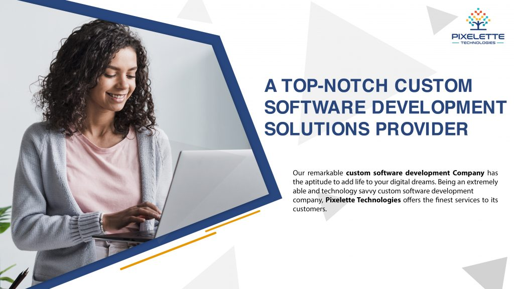 Custom Software Development Solutions